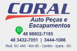 CORAL AUTO PEÇAS