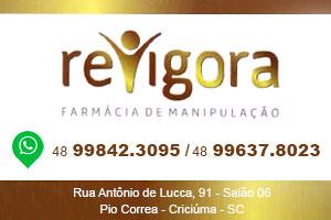 REVIGORA FARMÁCIA DE MANIPULAÇÃO