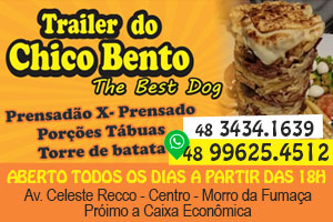 TRAILER CHICO BENTO