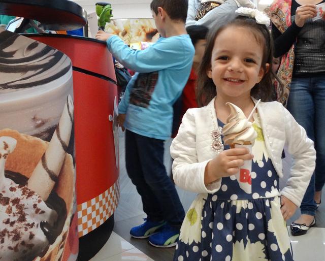 Atrações em comemoração ao Dia das Crianças reúnem grande público