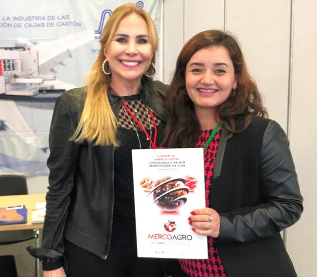 Mercoagro 2018 é apresentada em feira na Colômbia
