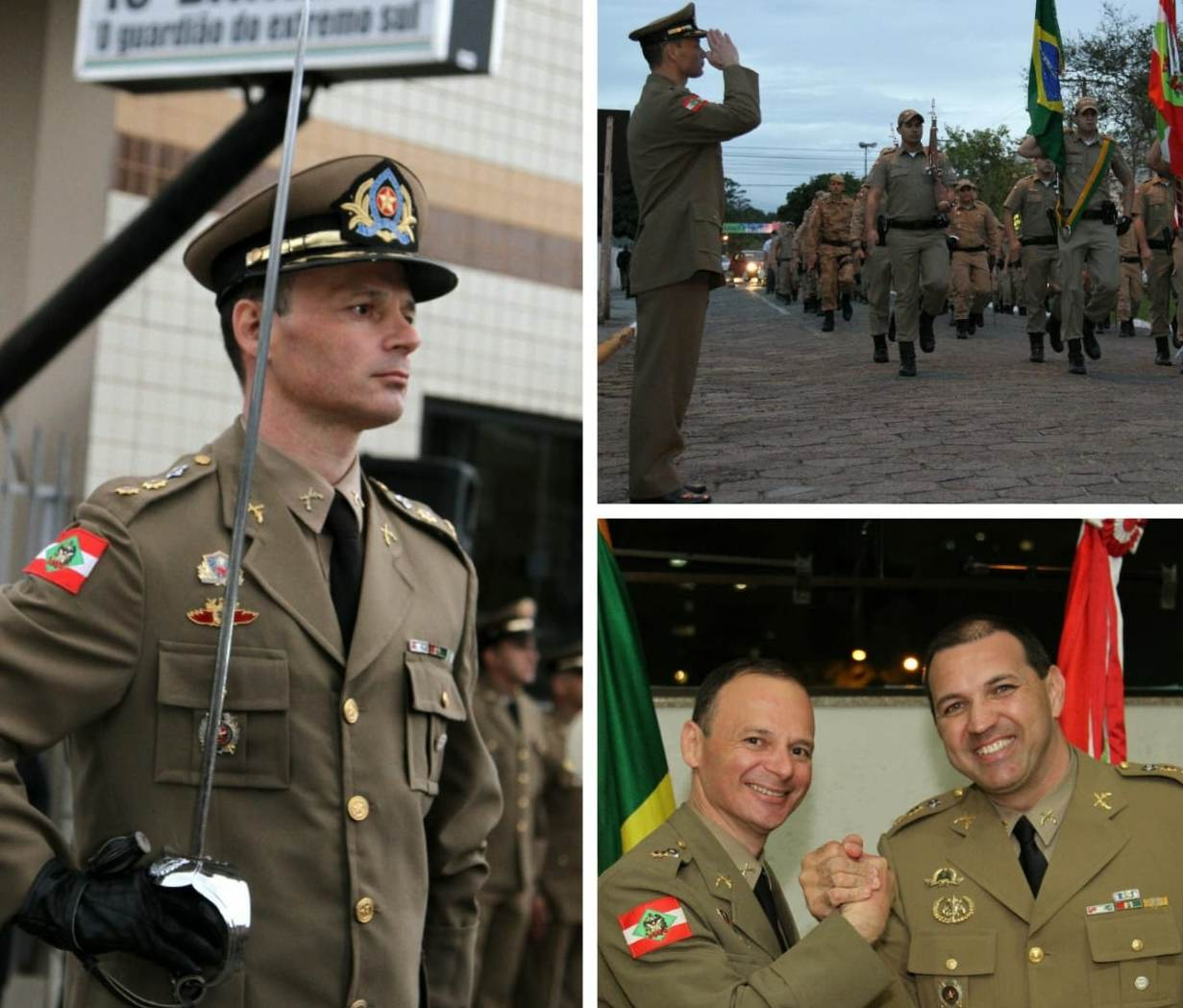 Tenente-coronel Maike completa um ano no comando do 19ºBPM