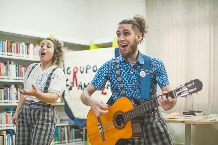 """Espetáculo """"Lá vem Poesia"""" com grupo Cirandela nesta quinta"""