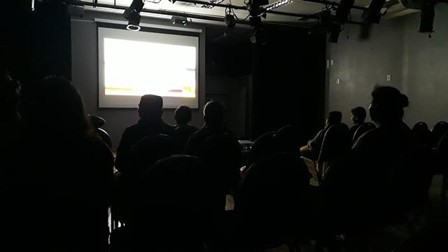 Curtas-metragens reúnem espectadores em Içara