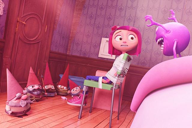 Animação 'Duda e os Gnomos' estreia nos cinemas