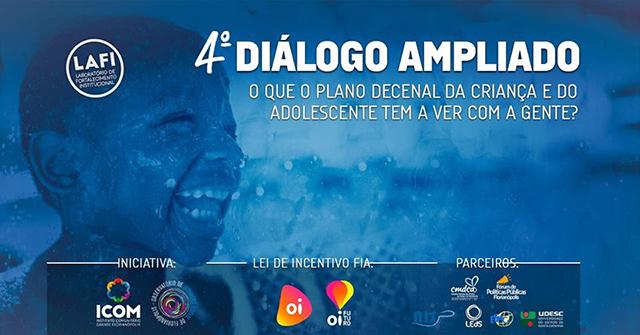 Udesc promove diálogo ampliado sobre direitos das crianças nesta quinta na Câmara de Florianópolis