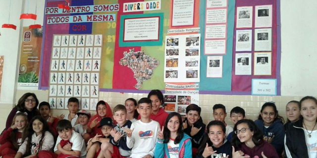 Escola Tranquilo Pissetti combate desigualdades em mostra pedagógica