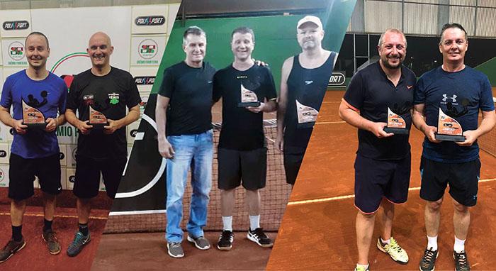 7ª Etapa de Tênis faz três novos campeões no Grêmio Fronteira