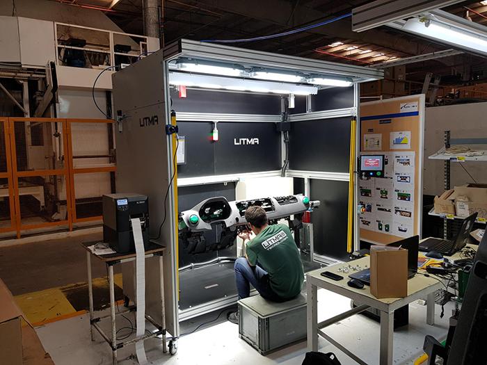 Empresa fornece sistema de inspeção à fábrica automotiva na Argentina
