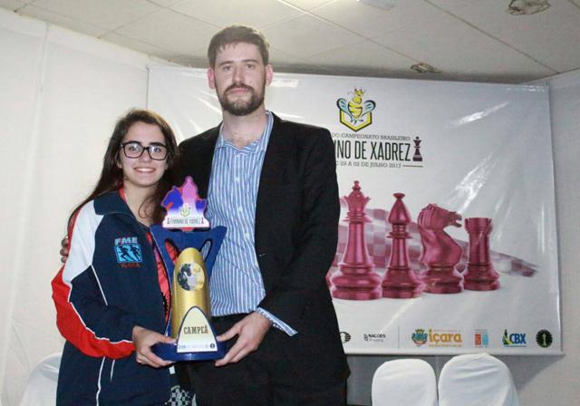 Içara estará novamente na 43ª Olimpiada Mundial de Xadrez