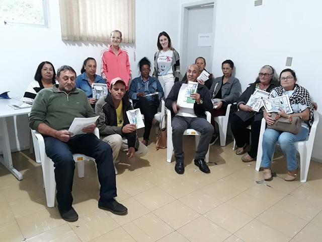Semana da Saúde Bucal em Siderópolis é marcada por atividades de prevenção