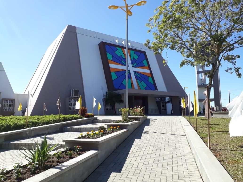 Paróquia recebe fiéis durante Festa em Honra a Santo Agostinho e Santa Mônica