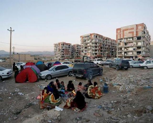 Número de mortos no terremoto do Irã sobe para 328