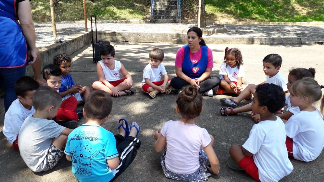 Atividades e presença dos pais nos CEI's, marca volta às aulas