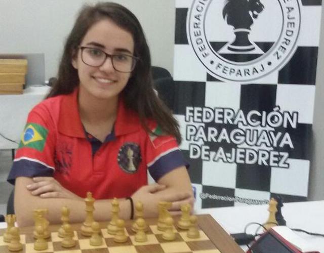 Kathiê Goulart participá do Jogos Universitários Brasileiro