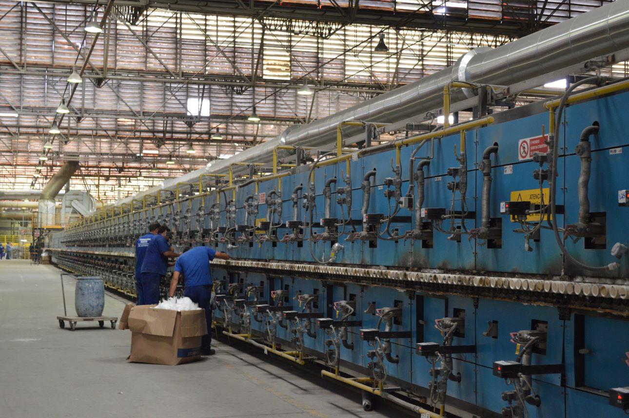 Expectativa positiva para o primeiro trimestre do ano na indústria cerâmica