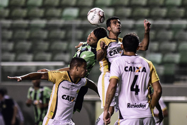 Criciúma empata com América Mineiro no Independência