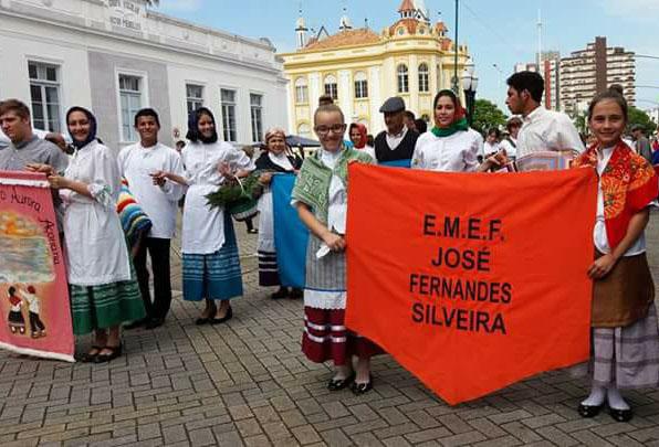 Projeto Etnia na Escola participa da 24ª edição do Açor