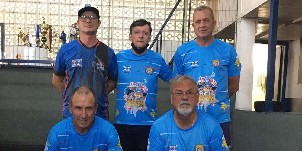 Equipe de Içara lidera Regional Sul de Bocha Rafa Vollo