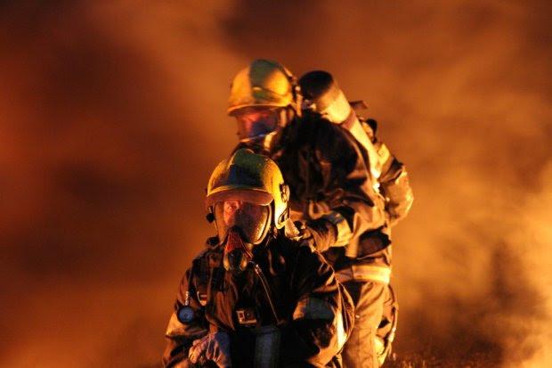 Corpo de Bombeiros salvou milhões em patrimônios em 2016
