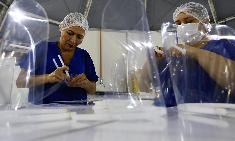 Brasil bate novo recorde de mortes por covid-19 em um dia e chega a mais de 5 mil