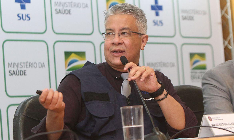 Ministério da Saúde atualiza informações sobre covid-19 no Brasil com 7.321 mortes