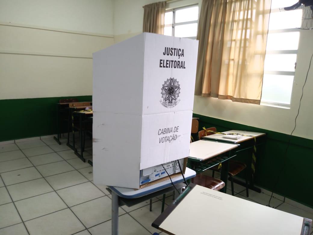 Votação dos candidatos a vereadores em Içara com menos de 100 votos
