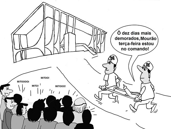Bolsonaro volta ao cargo nesta terça