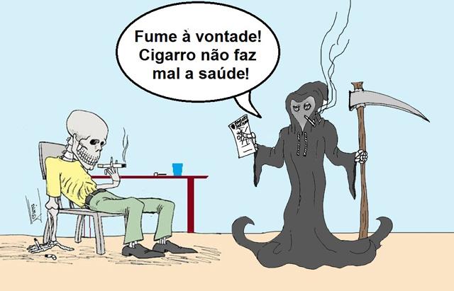 Fumar afeta  o coração
