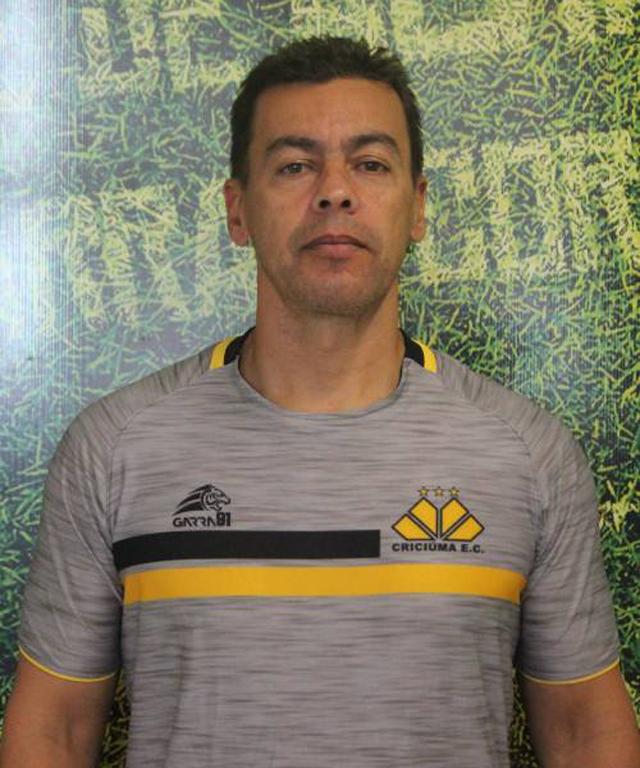 Rogério Inácio é o novo preparador físico do Sub-17 do Criciúma E.C.