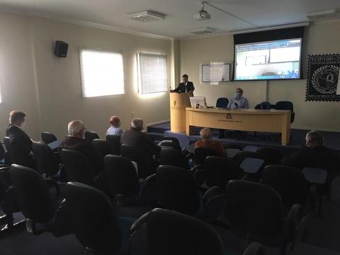 Futuro do Criciúma E.C. é discutido em reunião do Conselho Deliberativo
