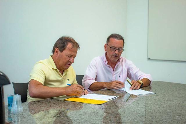 Grupo Kolina fecha parceria com o Criciúma Esporte Clube