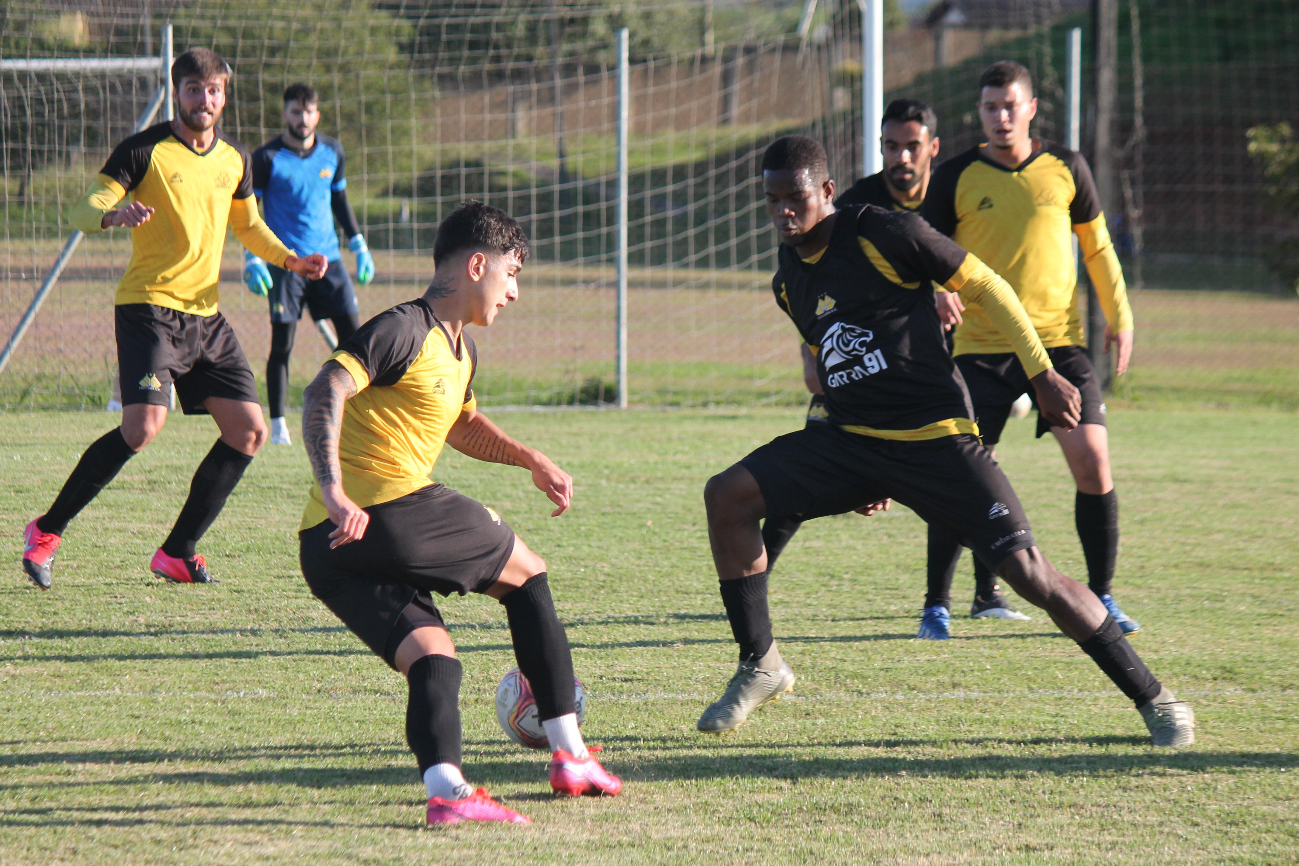 Derrota para o Ypiranga-RS é passado e a meta agora é encarar o São José-RS