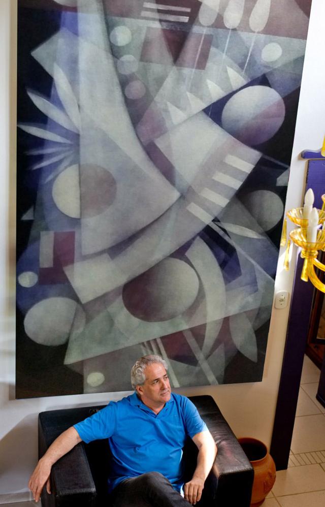 """Mais de 160 obras irão compor galeria """"Caio Borges"""""""