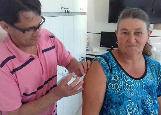 Campanha da vacina contra a gripe inicia no final do mês