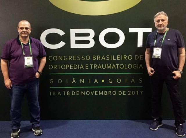 Criciúma representado em congresso de medicina
