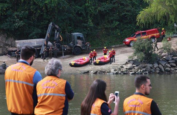 Governo de SC realizará exercício de Ajuda Humanitária em Florianópolis e Tubarão