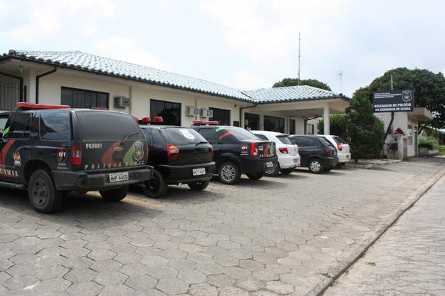 PMRv flagra caminhão com combustível adulterado na SC-445 em Içara