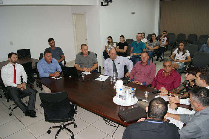 Secretário Baldissera pretende ampliar os trabalhos
