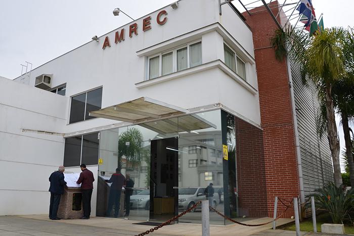 AMREC inicia obras de acessibilidade em sua sede