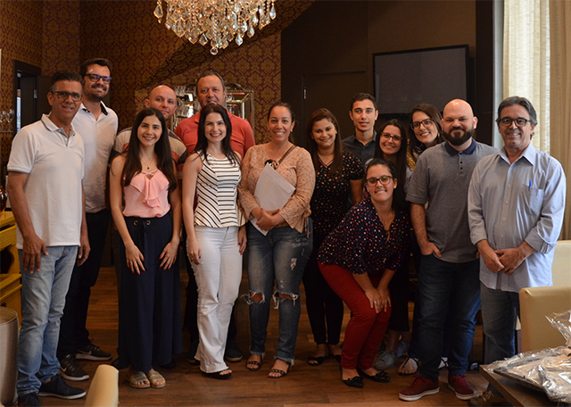 Colegiado de Comunicação da AMREC elege nova diretoria