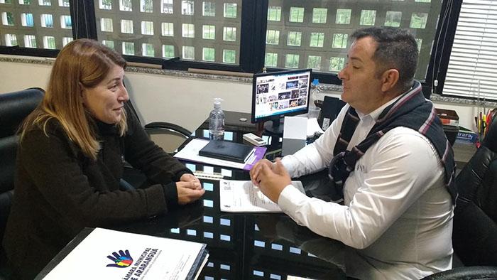 Vereador Jair Anastácio pede creche na Divinéia