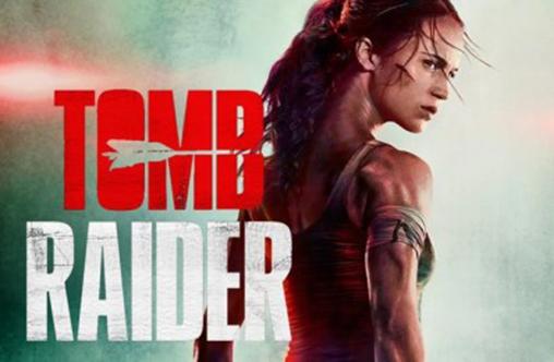 Uma nova Lara Croft chega ao Cine Show