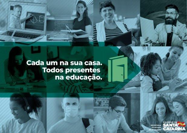 SE lança campanha para engajar alunos, pais e professores nas atividades não presenciais