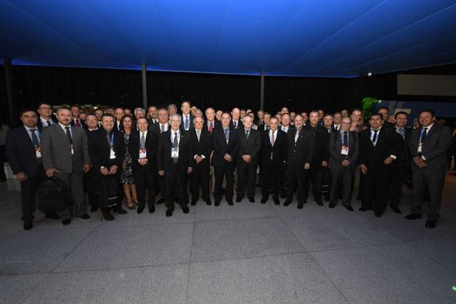 Representantes da FIESC Sul no ENAI 2018