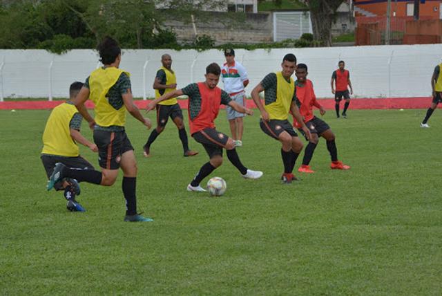 Esporte Clube Próspera enfrenta Guarani de Palhoça na Série B de SC
