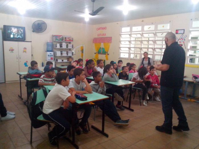 Educação Ambiental desperta a sensibilização em escolas