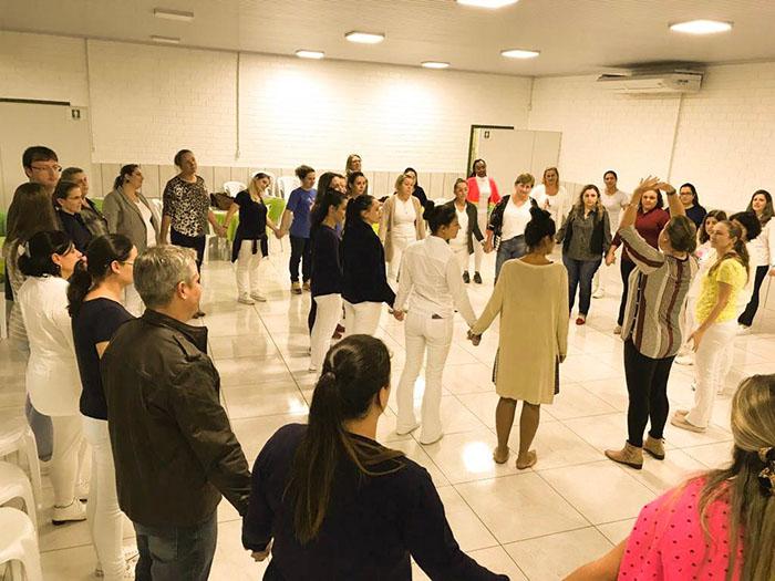 Enfermeiros são homenageados em Içara