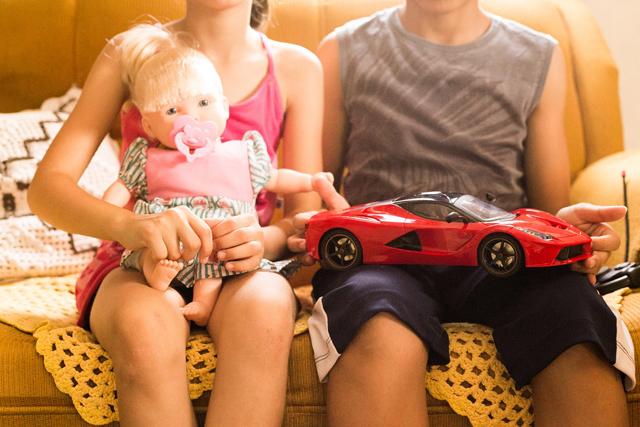 Reportagem especial Serviço de Famílias Acolhedoras
