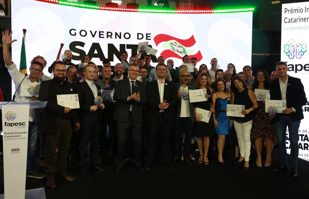 Inscrições para Prêmio Inovação Catarinense da Fapesc seguem para a reta final